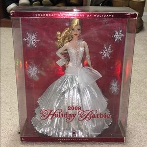 Brand new Holiday Barbie collector